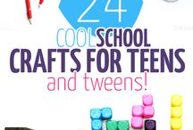 Ideas for Teens / Educational ideas, crafts and activities for teens