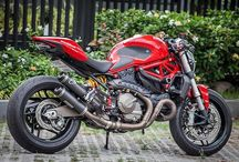 CNC Racing Special Parts Ducati Monster 821
