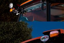 Agricultural Equipment LED Lighting / See and be seen farther and brighter with our selection of LED light bars, work lights, and marker/safety lighting. Try our NEW LED Tractor Lighting Guide