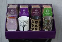 Scentsy Product Display Ideas / Ideas on how to display your Scentsy products easier and more professionally at Vendor Events, Home Parties or even in your office at home!