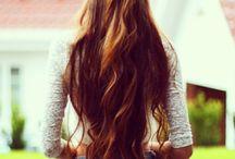 Hair goals long