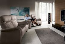 Recliner Sofas / Lookig For #Recliner #Sofa Or #CornerSofa where you can have great rest after hard working day. Have a look at Reliner Sofas Board and find the best ideas for your #ReclinerSofas