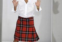 Kilty mann - skirts -