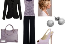 What to Wear to the Office / Business casual to classic office wear.   / by Kathy S