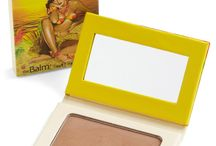 The balm favoris / Maquillage