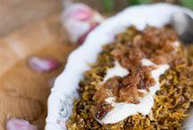 riz lentilles libanaise