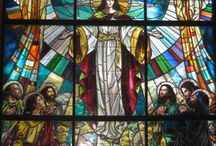Art - Stained Glass Beauty / Stained Glass / by Marti is YarleysGirl