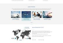 Corporate Website Design / Corporate Website Inspiration
