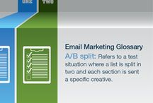 Email Marketing Glossary / For customers who are new to email marketing we have created this fun little email marketing glossary to help you on your way.