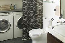 Guest bathroom / by Theodora Bousdoukos
