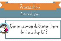 Astuces / Tricks Prestashop