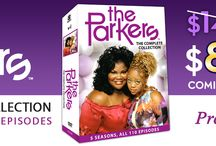 "The Parkers - The complete collection 5 seasons , 110 episodes / ""Heeyyy!"" All five seasons of the multi-award winning series The Parkers is now available on DVD in a complete box set. A huge hit on UPN during its run from 1999-2004 the spin off series from Moesha, stars comedian Mo'Nique as Nikki Parker, and Countess Vaughn as the wisecracking booty shaking college-aged daughter Kim."