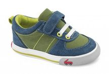 See Kai Run Sneakers / Fun sneaker styles in leather and canvas for infants and toddlers by See Kai Run