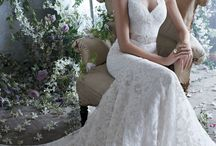 Wedding dresses / by Aimee Axtell