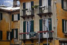 Beautiful Cernobbio and Lake Como, Italy. / Love Lake Como. Nuff said.