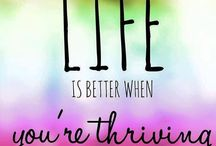 Feel Amazing. Get Fit. Be Happy! THRIVE!