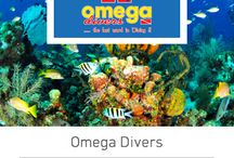 Omega Divers, Diving Chania Crete, Dive Center / Omega Divers is a new PADI Center established in 2011 offering recreational diving and courses for novice and experienced divers maintaining the highest possible standards of diver safety and education. Who would believe that you could find the fossil of an elephant in a submarine cavern in Crete? Join us for the dive of your life into the Amazing Elephant Cave.