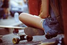 skate / by Dina