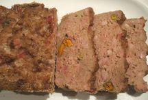 Meat recipes / recetas de carne