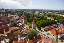 Estonia / All photos, graphics, and links related to the country of Estonia. / by Dauntless Jaunter Travel Site