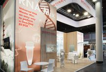 Act Events for the Healthcare Industry / Act Events Allestimenti fieristici Exhibition stand display