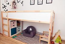 Leo's loft bed