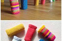 Knitting, Crochet and Sewing Tutorials / Knitting, Crochet and Sewing Tutorials