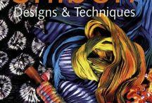 SHIBORI / Design and Technique