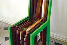 Стулья • Chairs