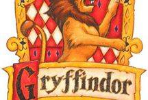 Harry Potter / I'm of the House of Gryffindor. Yay!
