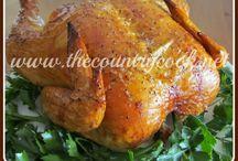 Chicken Recipes / by dvbrock57