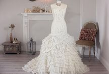 """Arzelle's Bridal Boutique - Nashville Bridal Salon / Whether thoroughly modern or classically traditional, Arzelle's Bridal Salon gets giddy at the thought of finding you a swoon-worthy dress that will not only match those dreams, but exceed them. And for over half-of-a-century, they've delighted in doing just that. From the moment you say """"yes!,"""" to your sparkler-filled exit, they look forward to being with you every step of the way. Because, after all, an Arzelle's bride isn't just a bride, she's family. Contact them: (615) 327-1020"""