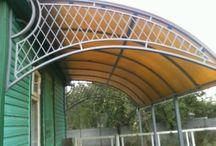 door canopys
