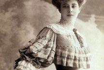 Le Chic de nos Aïeules ( 1880-1900 )