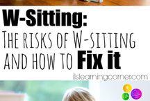 w-sitting