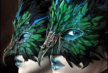 Masks / by Kelsey Nichols