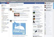 """Campaña Viral """"Yo Rezo por el Papa"""" / Cliente: Voces Católicas Argentina."""