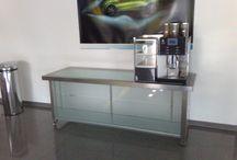 Möbel aus Metall / Möbel aus Edelstahl, Aluminium oder Stahl