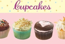 Cupcake heaven / I have an unhealthy obsession with cupcakes!  It's not so much I like eating them I just like looking at them and buying umpteen recipe books of cupcakes I might make *one day*