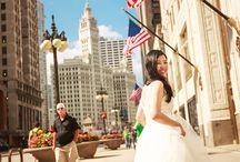 Engagement Photo / Engagement photo; California; Seaside; Asian wedding