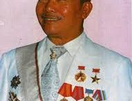 "Souphanouvong ,the ""Red Prince"". First president of  Lao People's Democratic Republic (1975-1991) / Prince Souphanouvong (July 13, 1909 – January 9, 1995) was, along with his half-brother Prince Souvanna Phouma and Prince Boun Oum of Champasak, one of the ""Three Princes"" who represented respectively the communist (pro-Vietnam), neutralist, and royalist political factions in Laos. He was the figurehead President of Laos from December 1975 to August 1991."