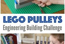Engineering with LEGOs