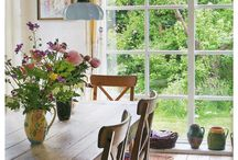 HOUSE DINING ROOMS / by Chrissie M.