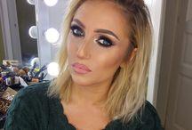 Glammed by Lorraine / makeup