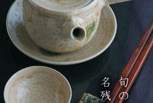 Lise/ teapots