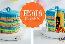 Pinata Cakes / Pinata cakes on Cakes Inc http://cakes-inc.com/trending-pinata-cakes/