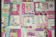 Vintage Linen Quilting