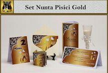 Ser nunta Pisici Gold