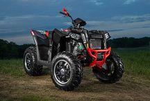 ATV's  I want