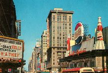 Time Square Fifties